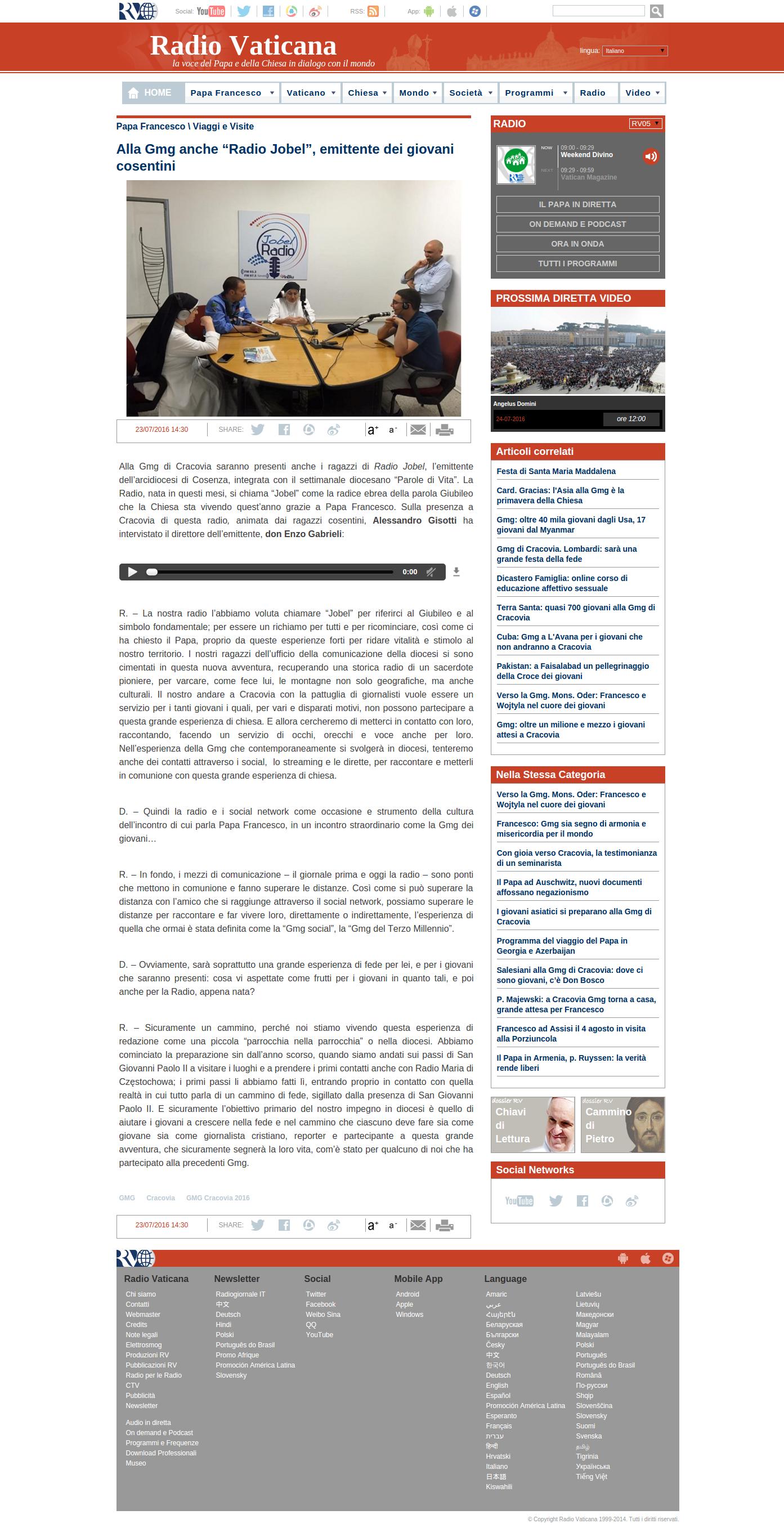 articolo_radiovaticana_gmg2016